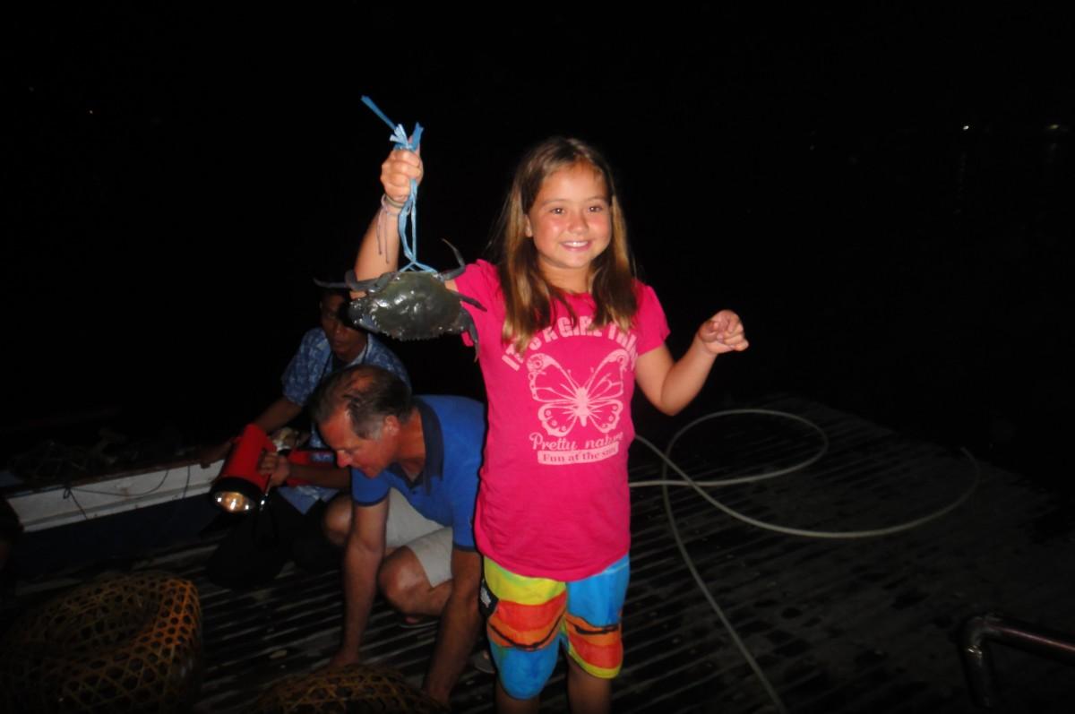 Catching Crab 4