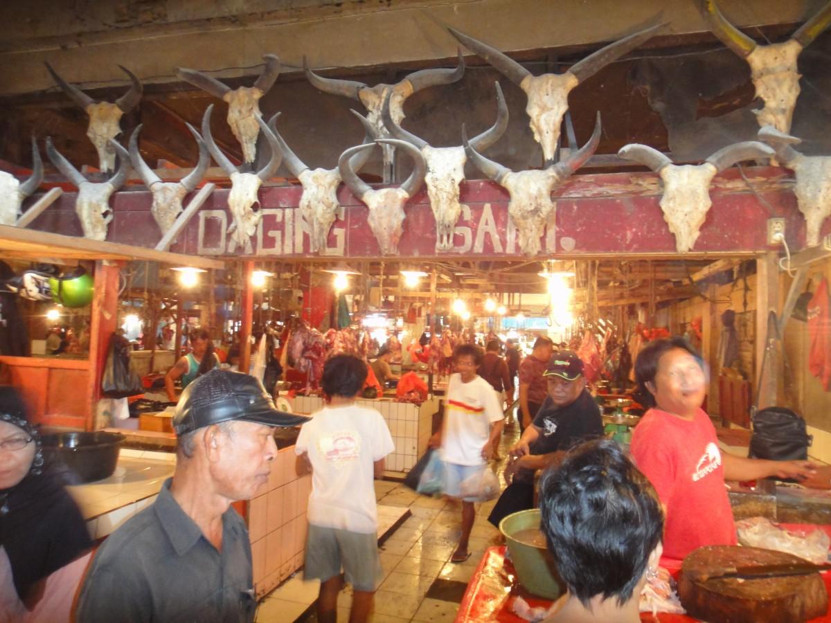 Wet market tour 4